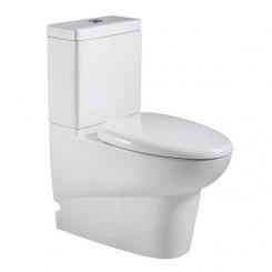 EAGO Staand toilet WA379SP