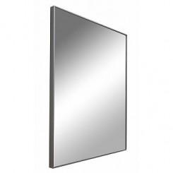 Emma fontein spiegel aluminium 500x600x21
