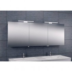Luxe spiegelkast met Led verlichting 160x60x14cm